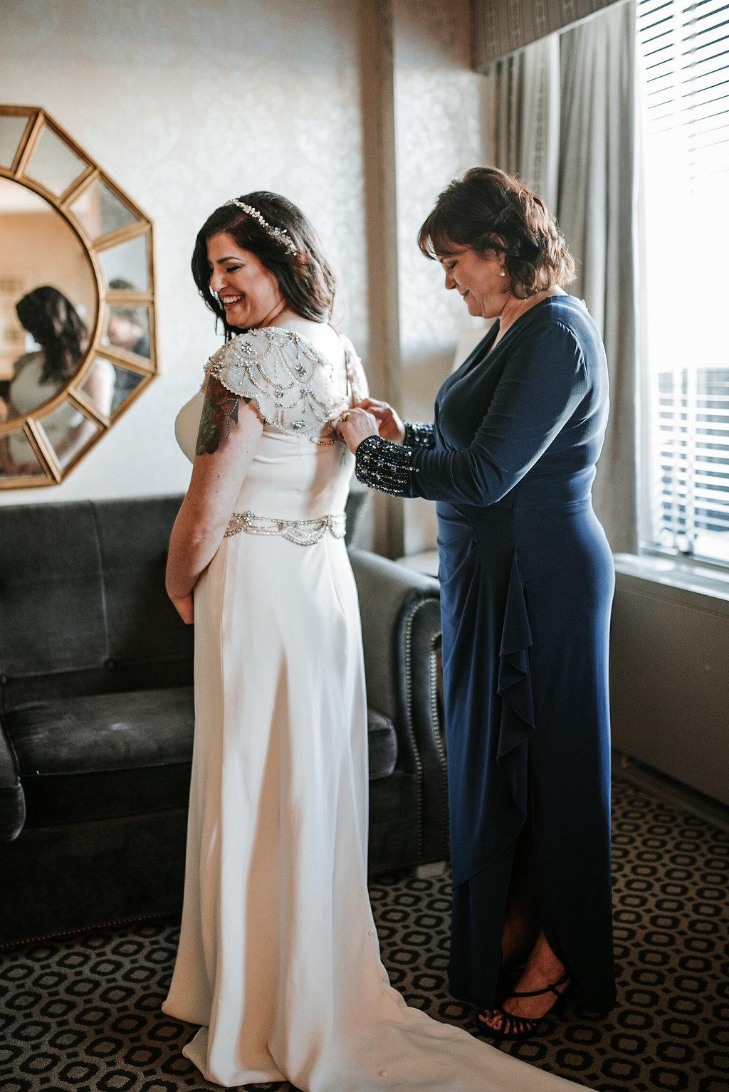the madison dc hotel bride wedding photo