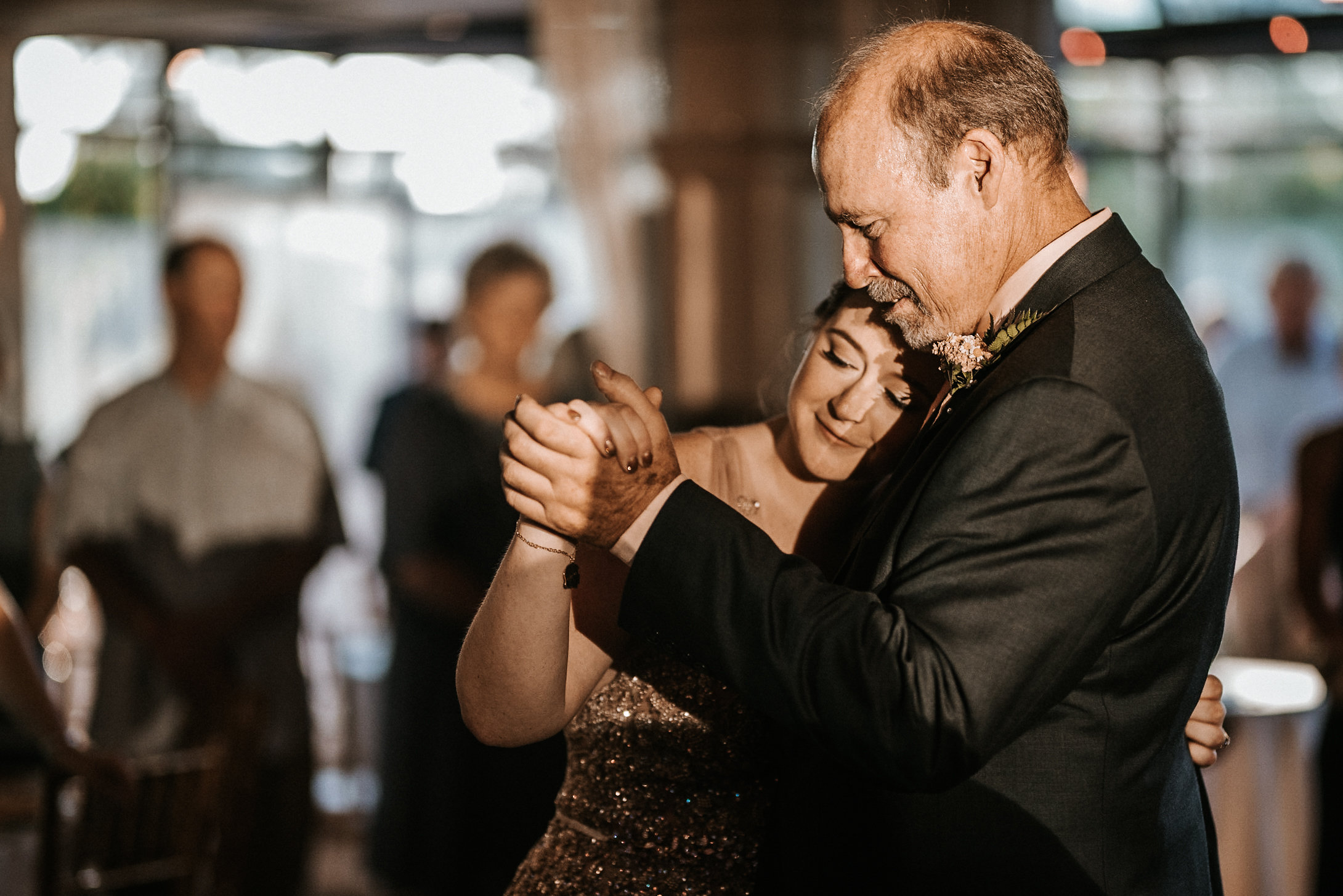 Father daughter first dance
