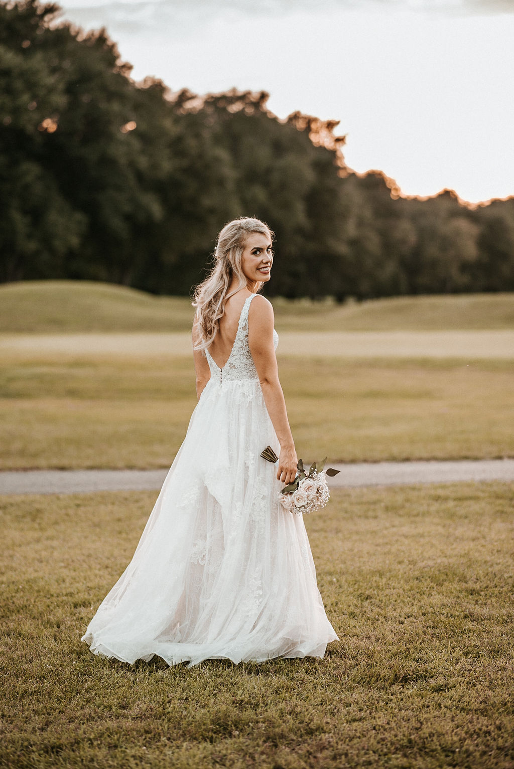 Bridal Portrait at The Woodlands at Algonkian