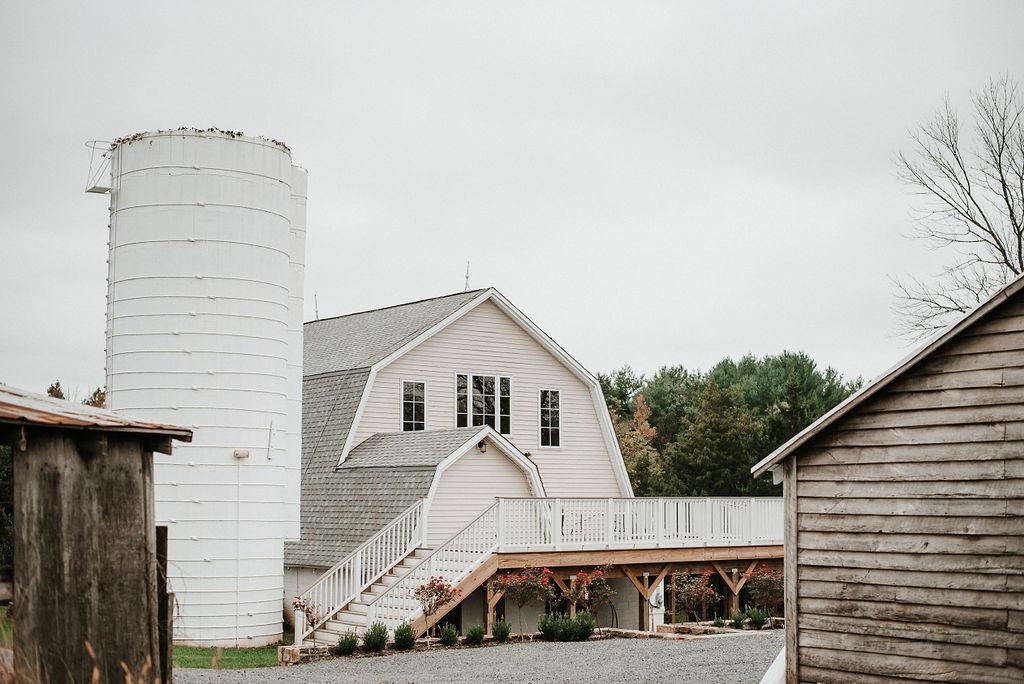 Venue shot at 48 Fields Farm