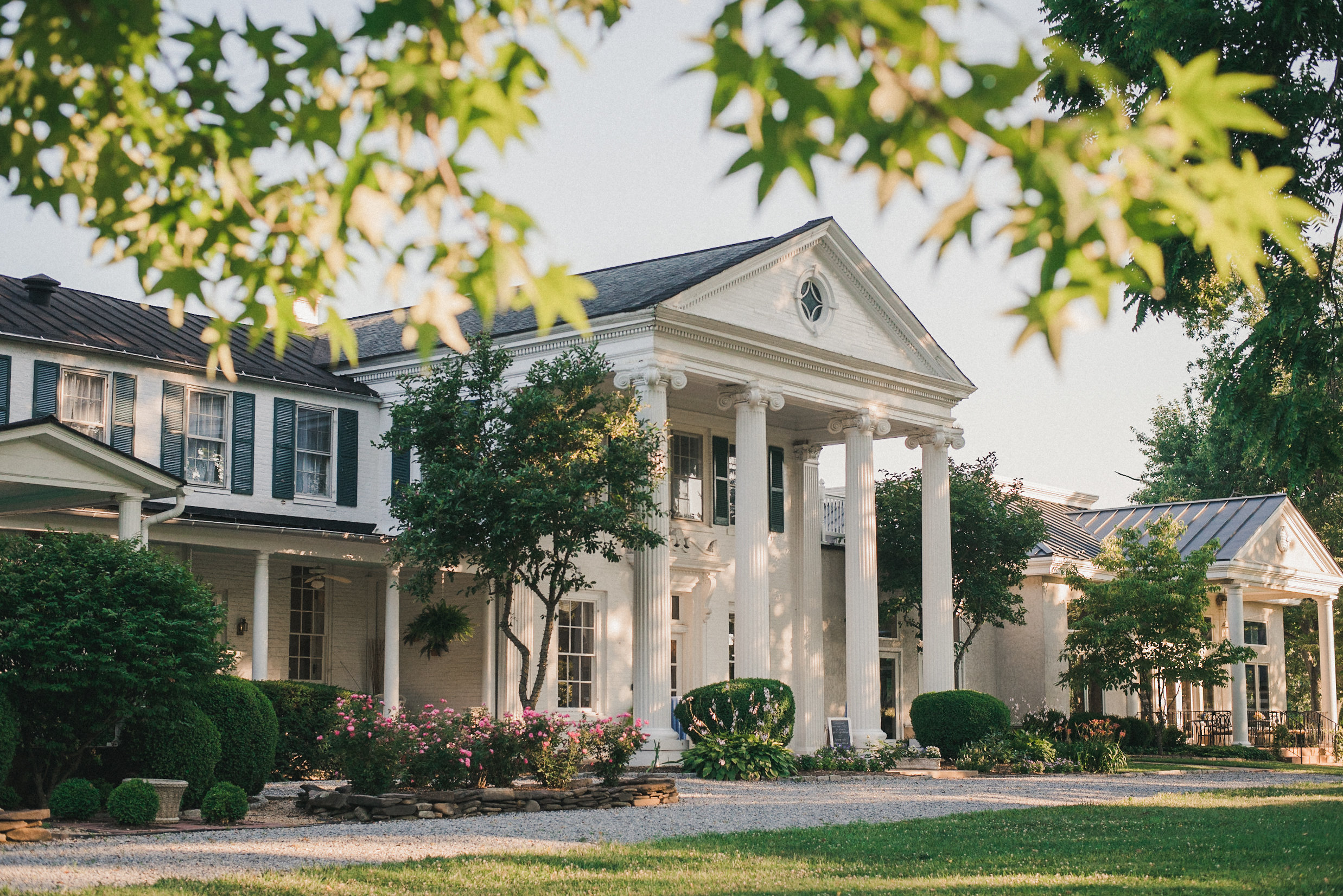 White Hall Estate in Bluemont, Virginia