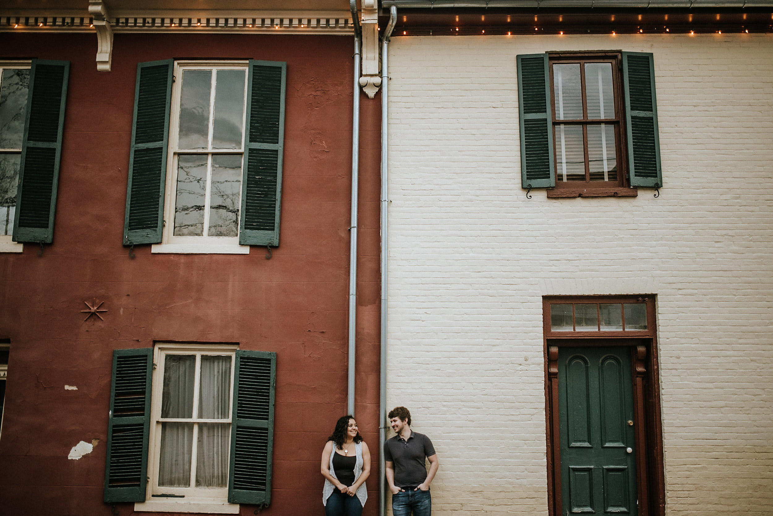 Engagement Session in Leesburg, Virginia
