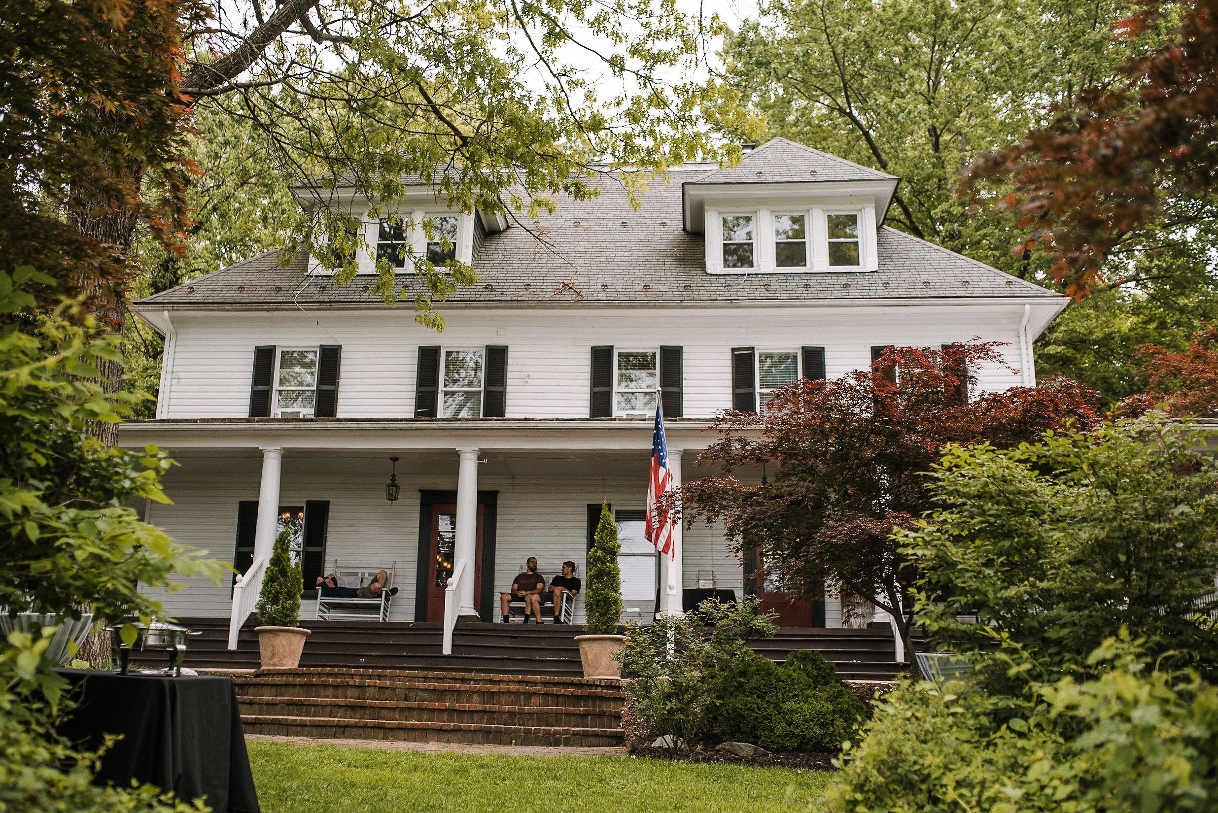 venue shot at Seasons at Magnolia Manor