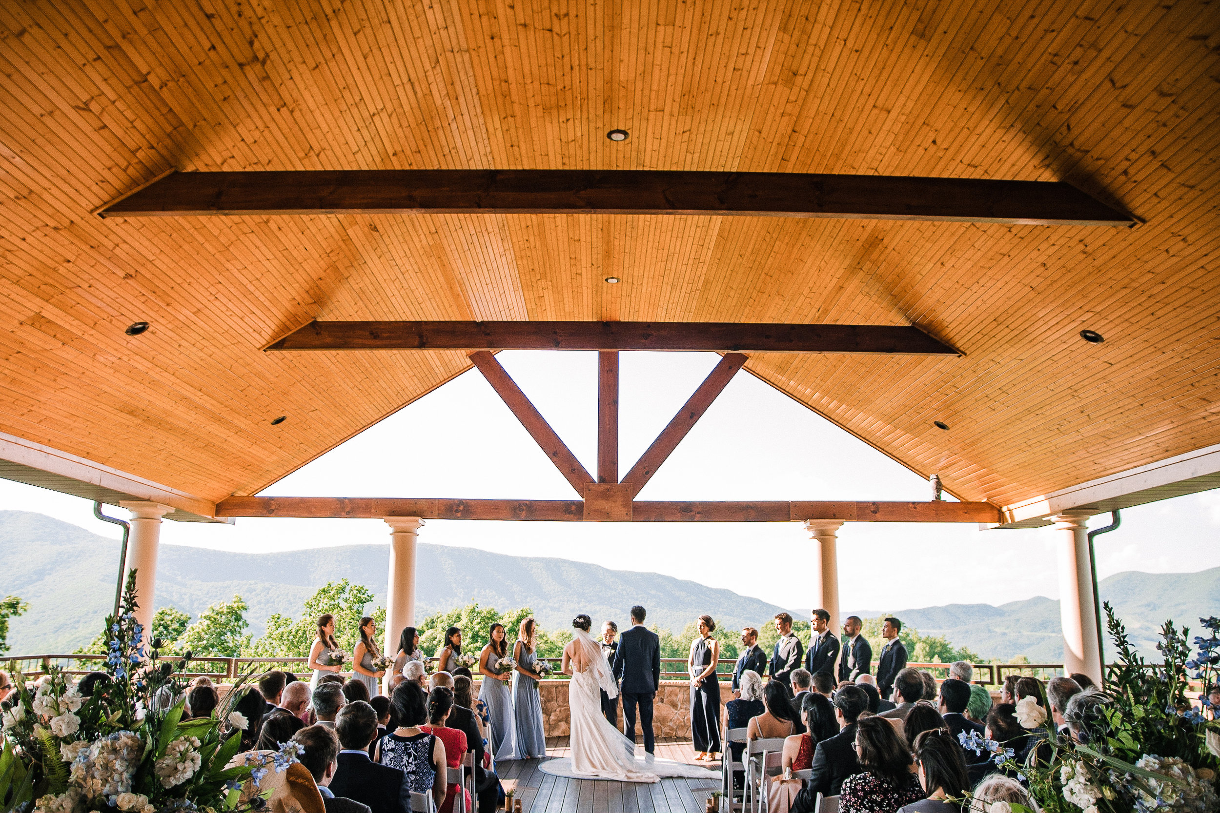 The Best Shenandoah Valley Wedding Venues |  Farms, Vineyards, Barns, Ranches, and Pavilions
