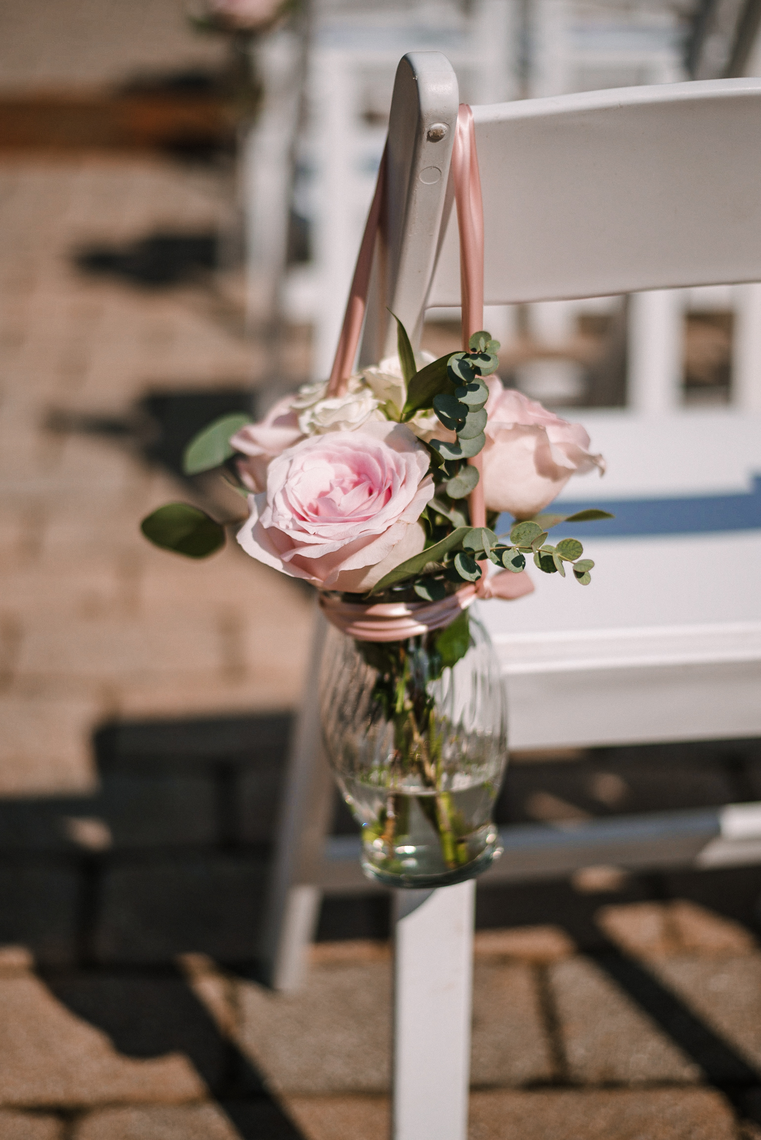ceremony details at Birkby House