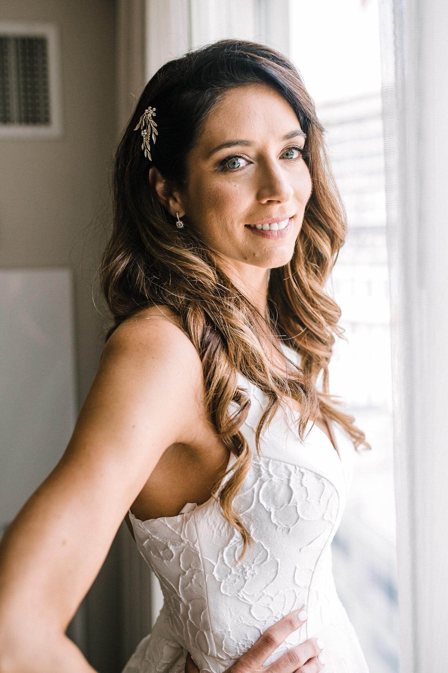 Bridal Portrait at The Winslow