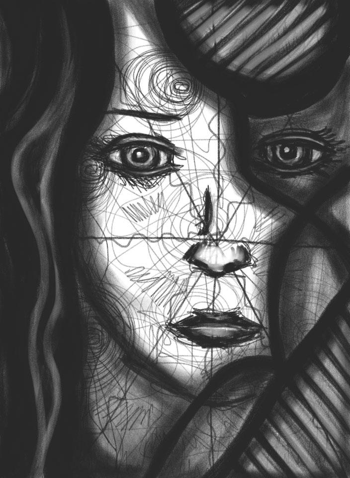Illumination of Self , 2011, Digital Art