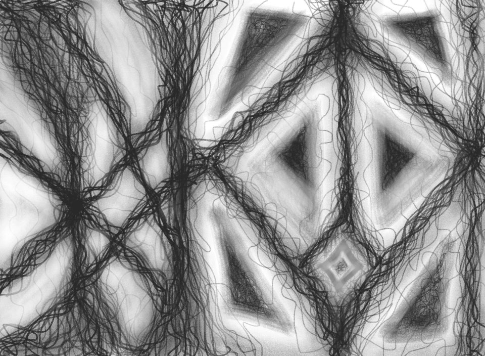 The Expansion of Energy is Everywhere , 2011, Digital Art