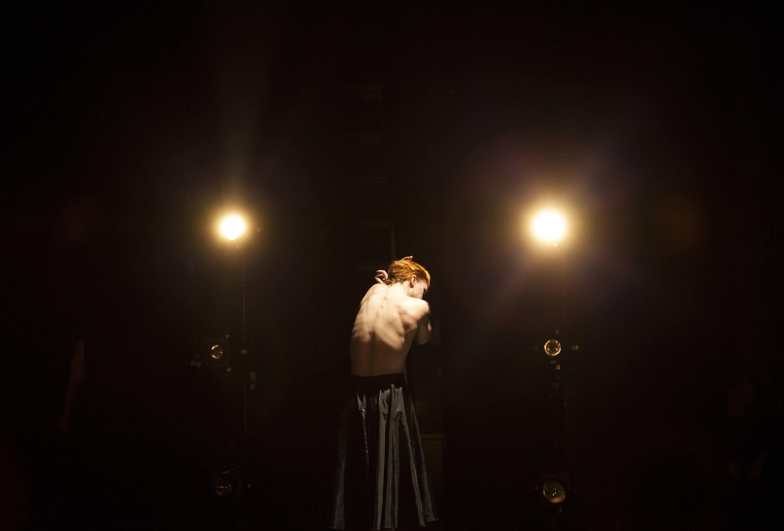 Patty Petronello ©  Hannah Altman 2016