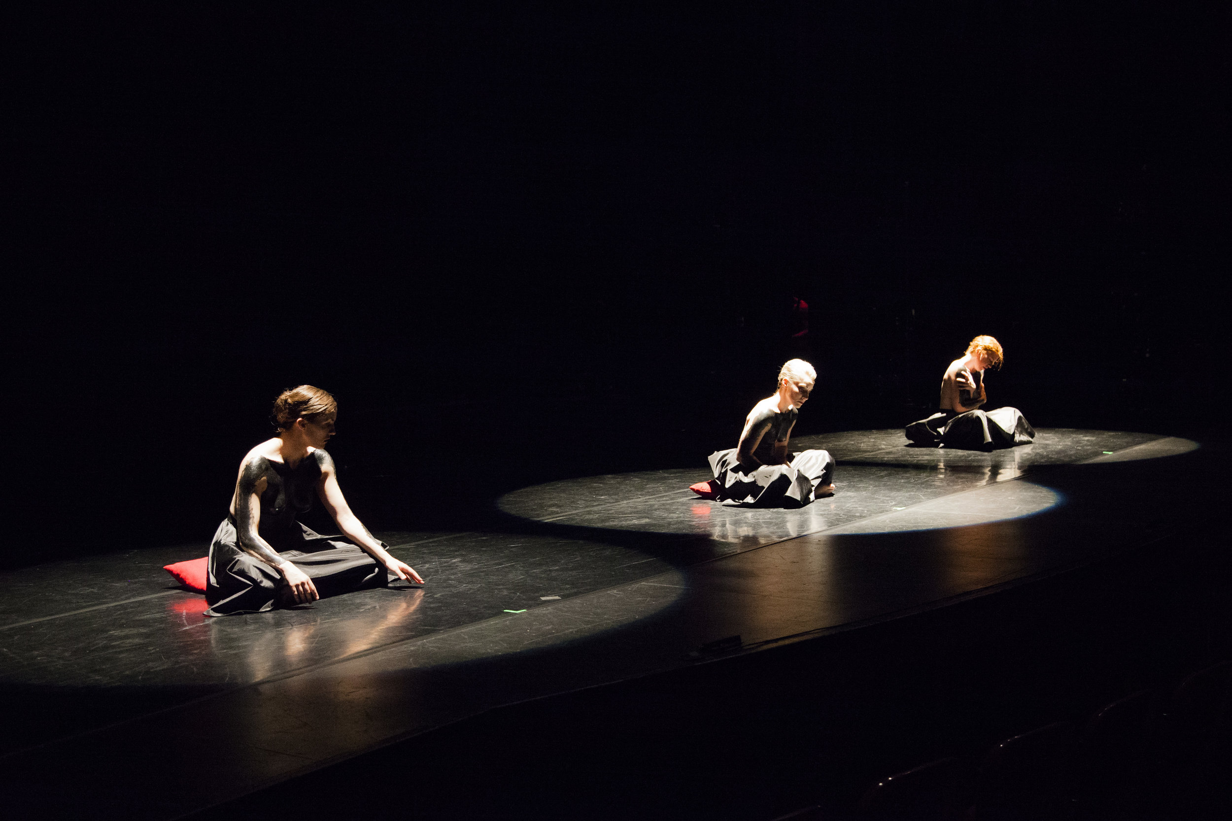 Marcella Day, Alexandra Salerno, Patty Petronello © Hannah Altman 2016