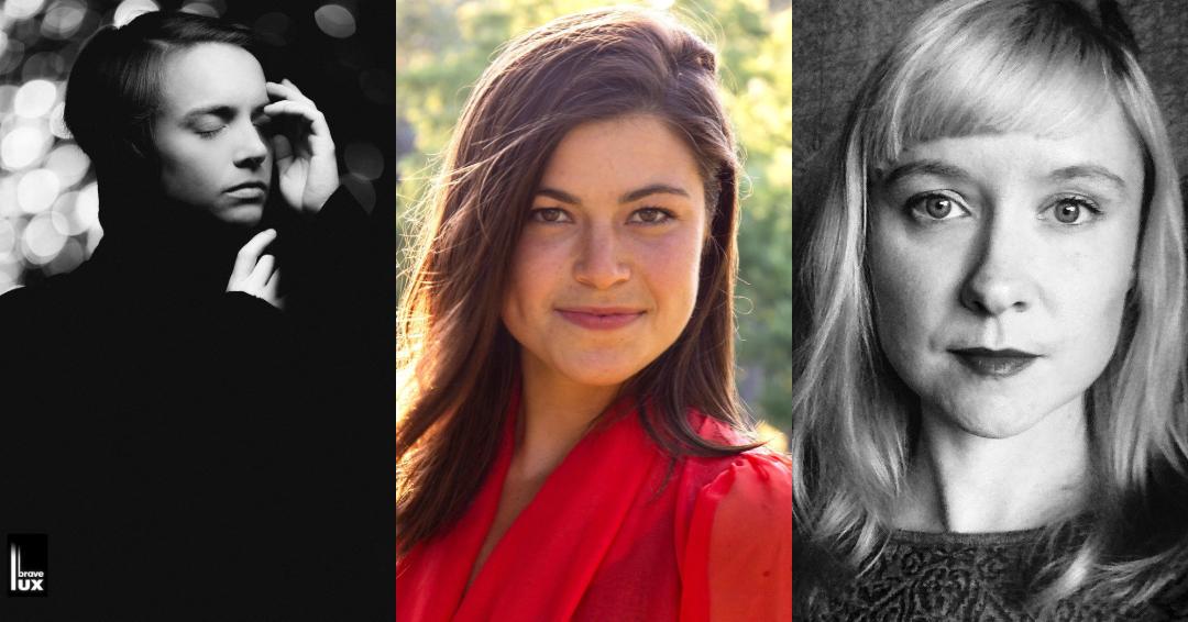 Tobi Daniel, Gaia Mencagli, and Emily Zimmer