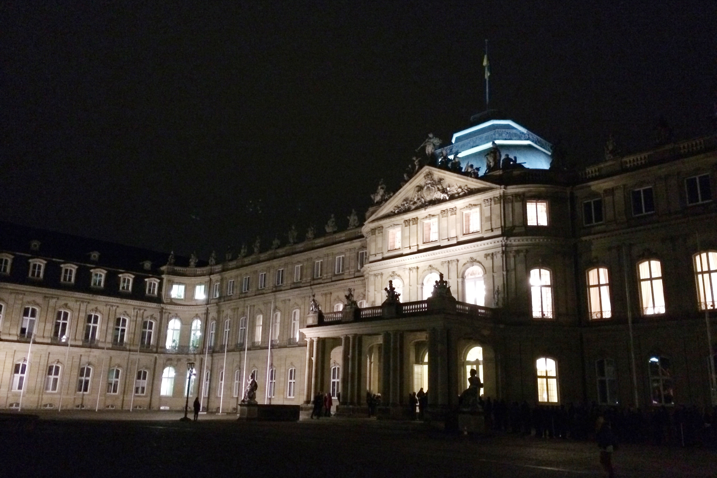 Neues Schloss (the New Castle)