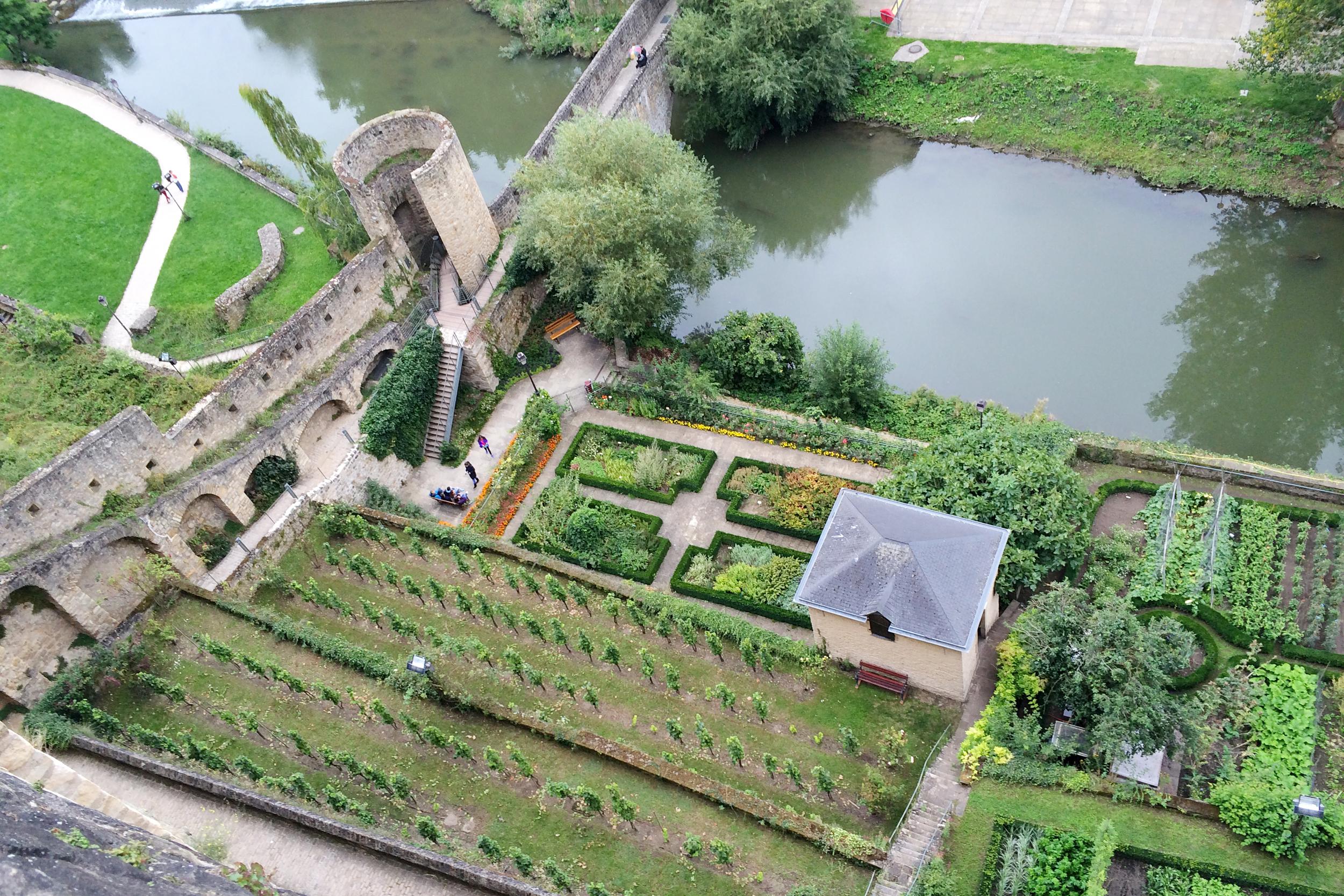 Aren't these gardens lovely?