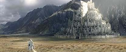 I have nothing snarky to say about Gondor. They have been through enough.
