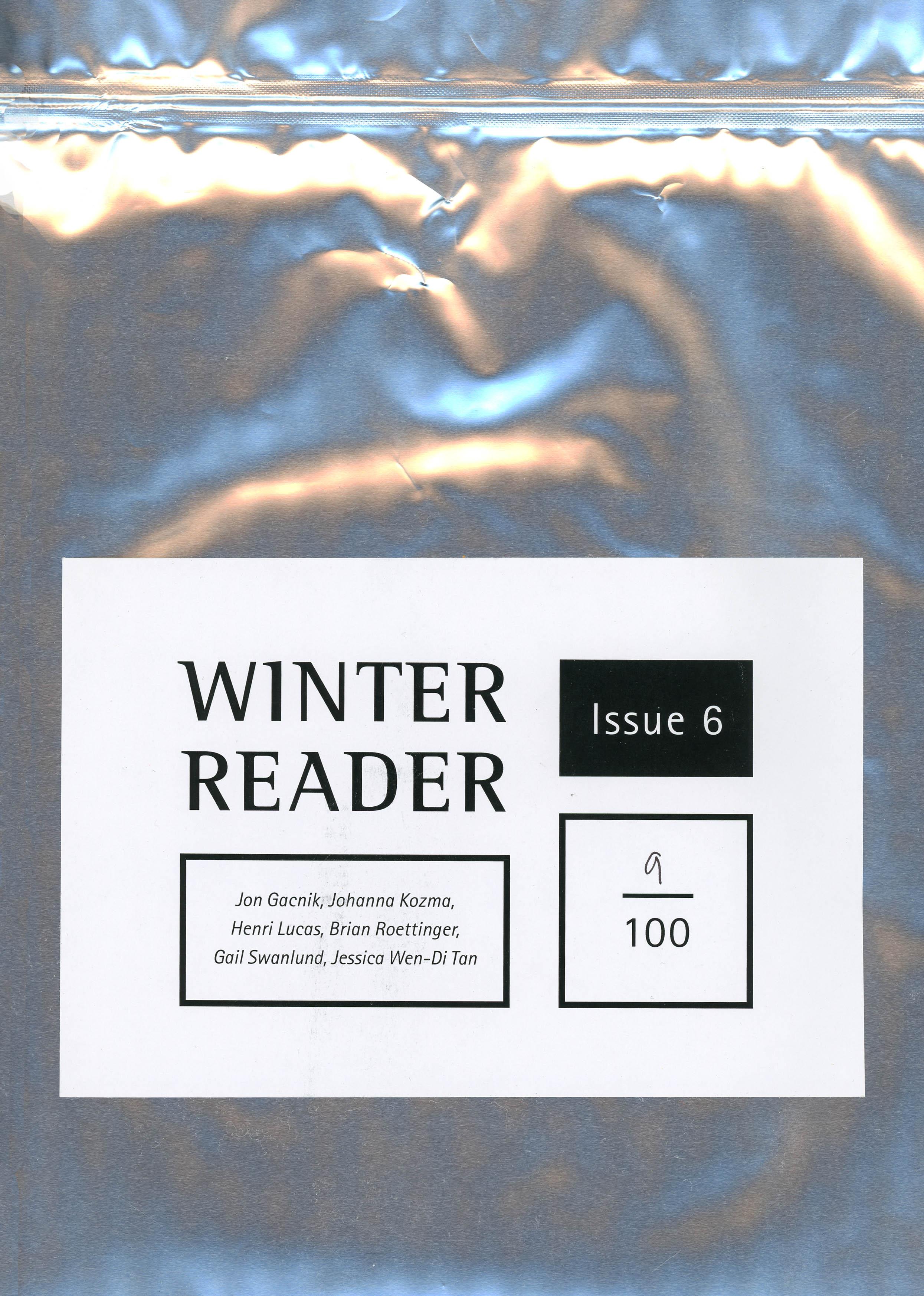 Winter 13, Issue 6