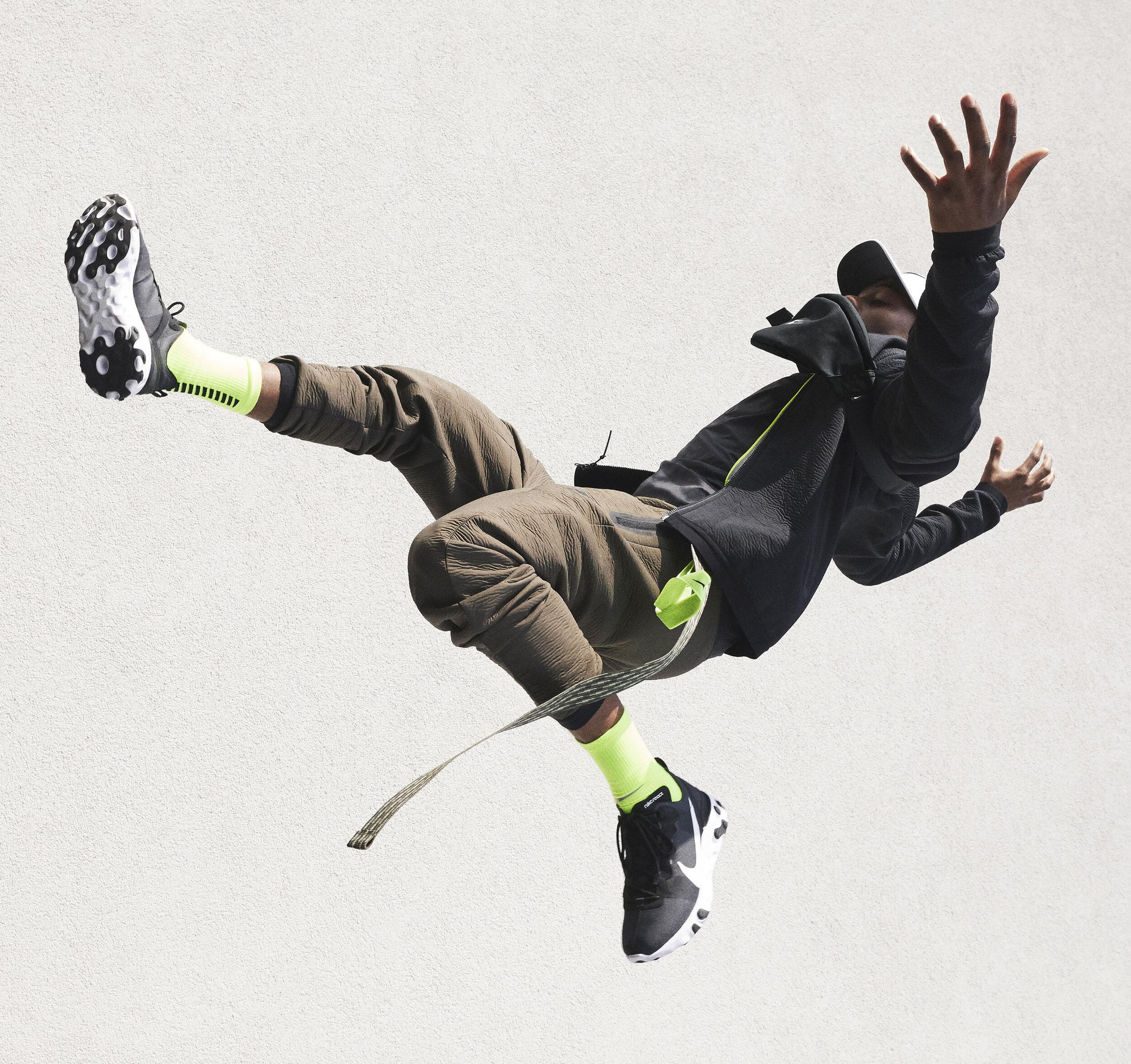 Nike, React Element 55
