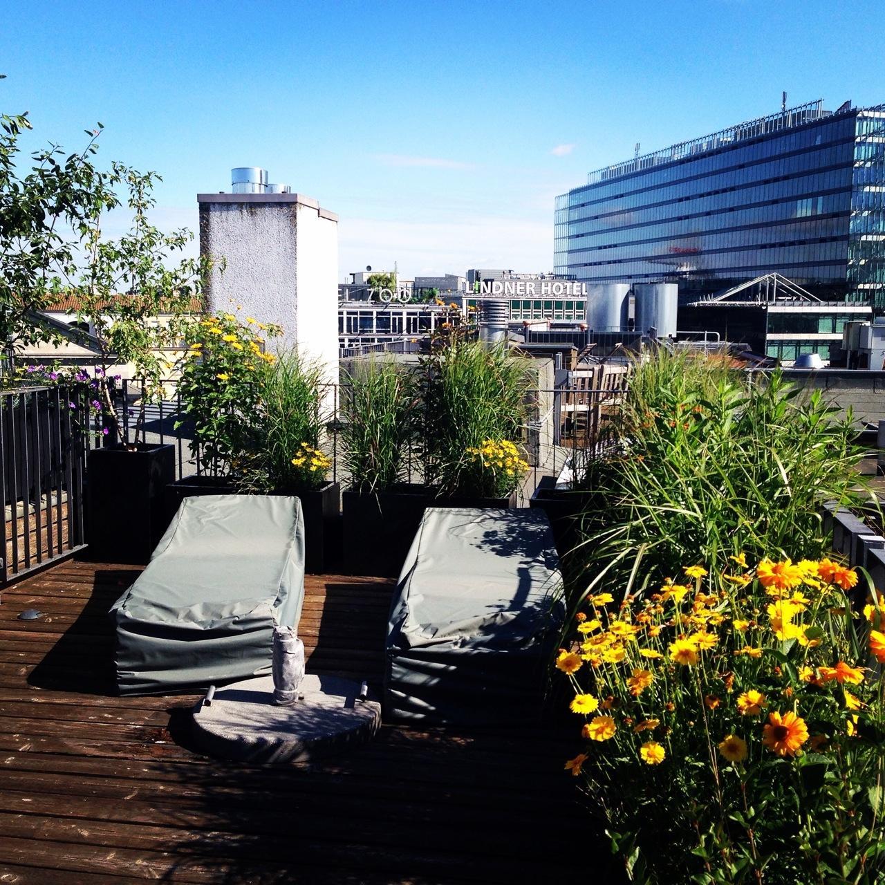 Dachterrasse Berlin Kudamm