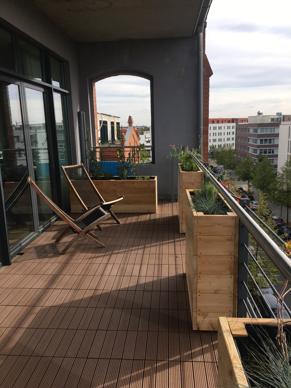 Balkon Berlin