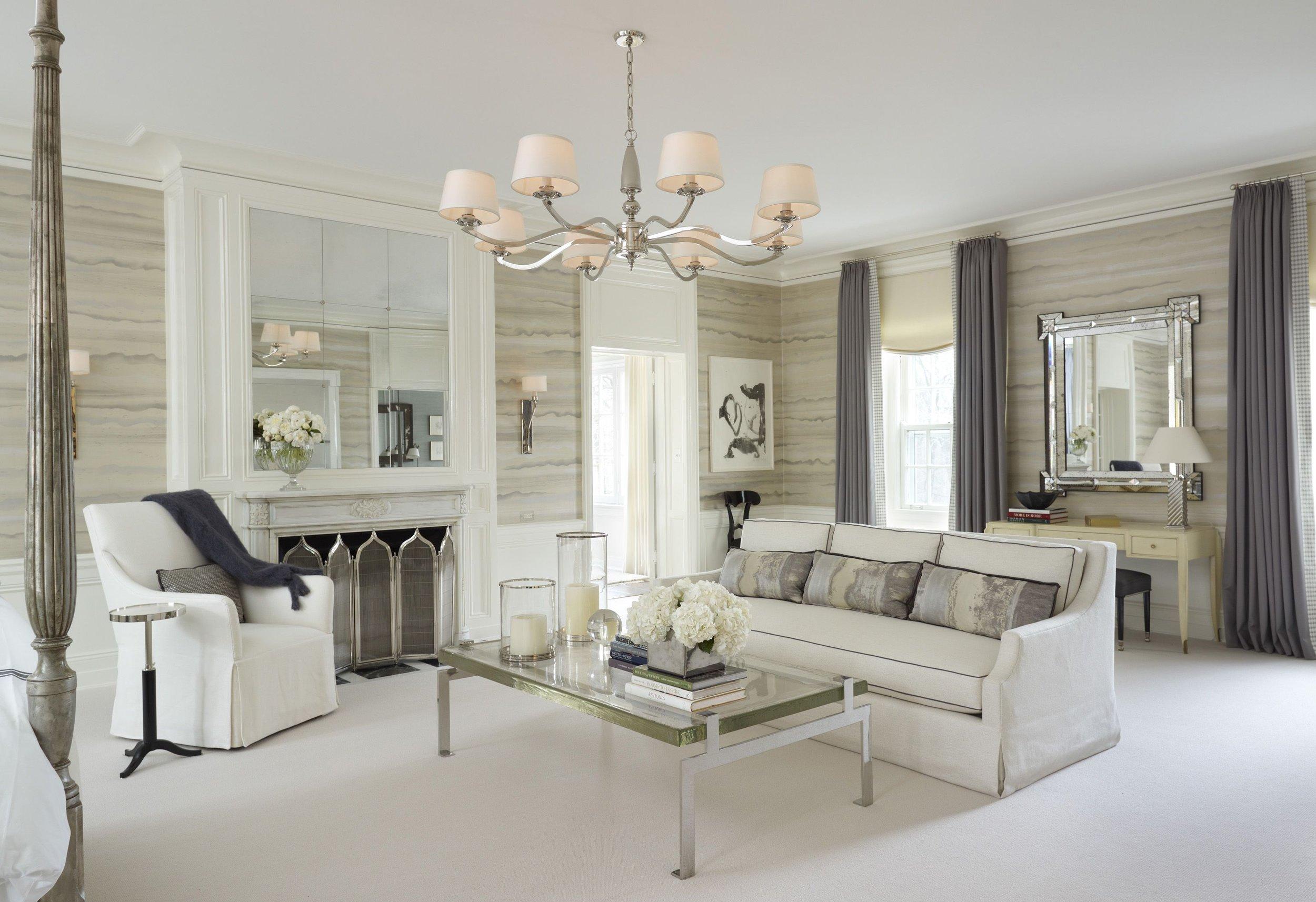 Custom mirror for Lichten Craig Architecture and Interiors