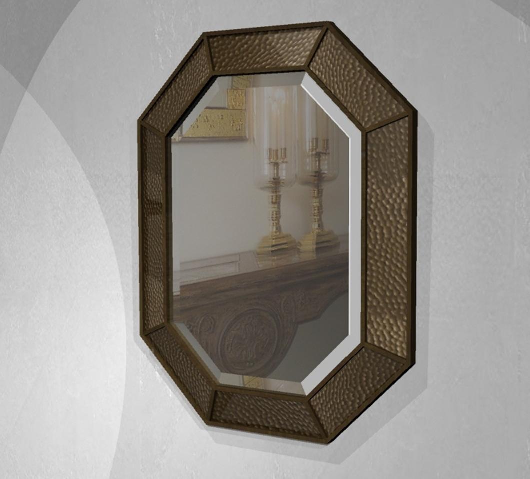 R819-Spectrum-Octagonal-Mirror-Beveled-Interchangable-Pannels-Victoria-&-Son-Custom-Order-Furniture-Antiques-Hammered-Patinated-Brass.jpg