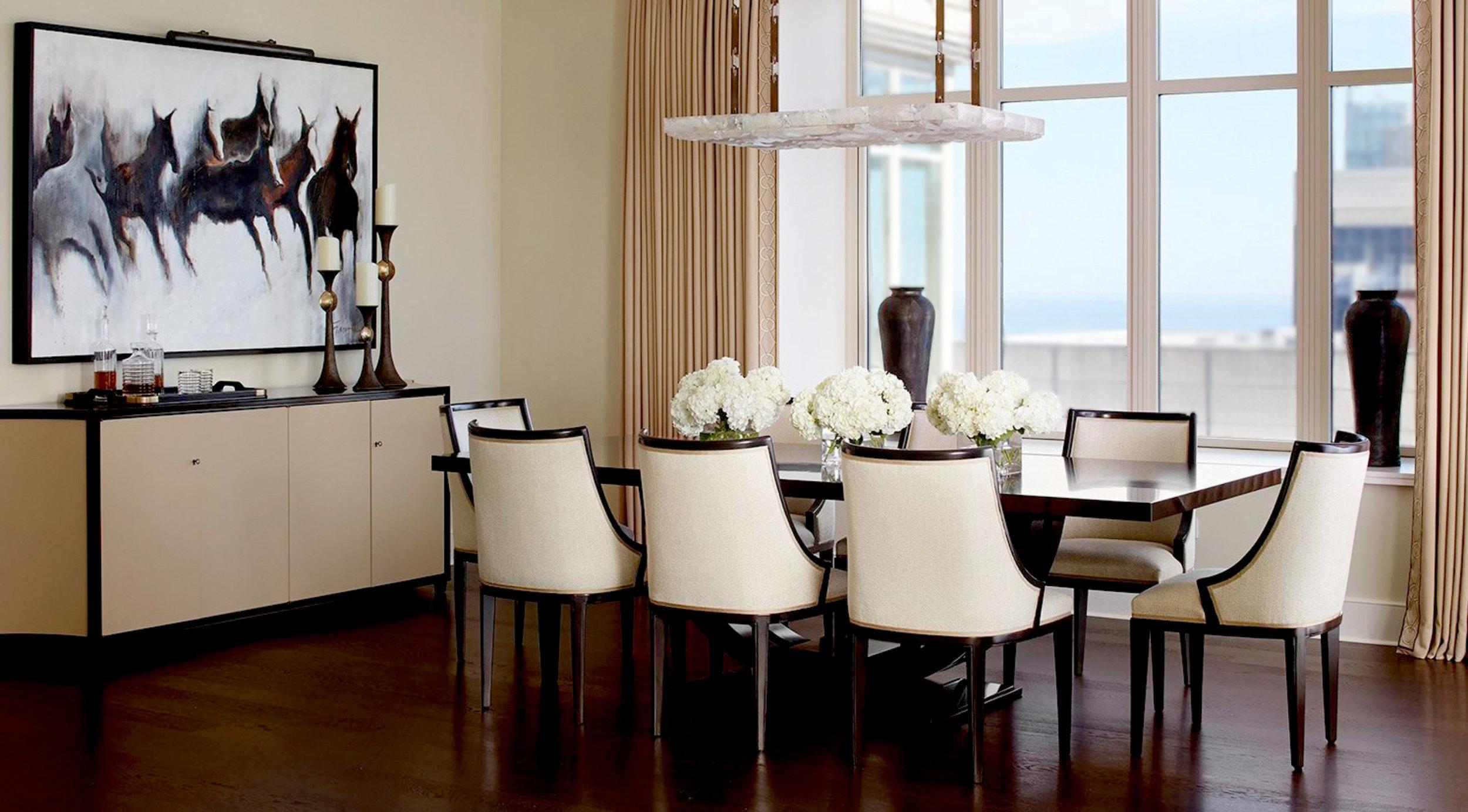Custom Order by Lichten Craig Architecture and Interiors