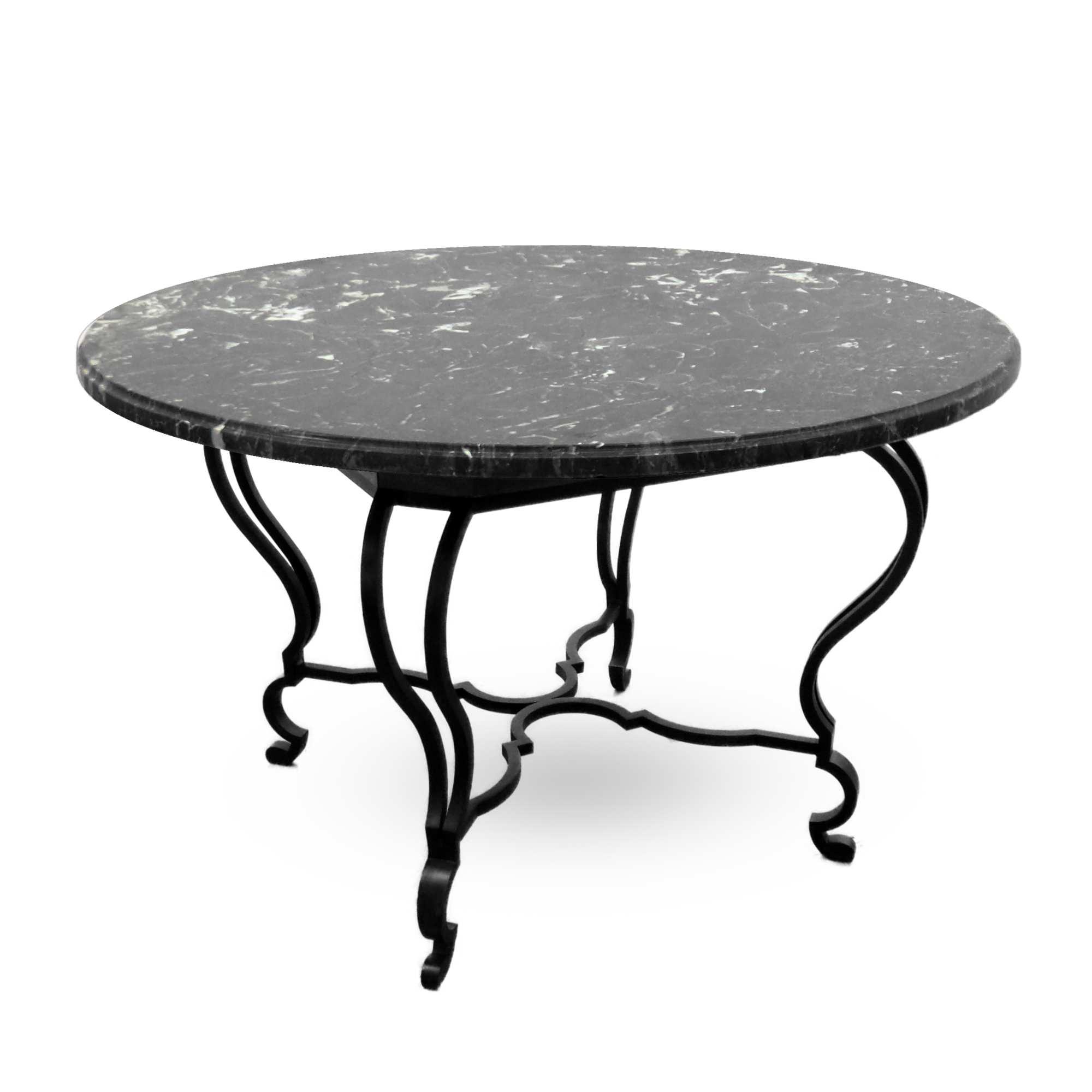 R1097-Dining-Table-Victoria-&-Son-Custom-Furniture-Bespoke-Antiques-Expanding-Metal-Base-Stone-Top-2.jpg