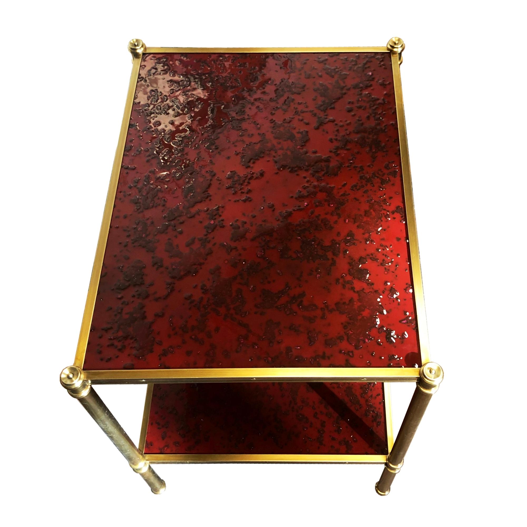 R801ST-Cole-Porter-Side-Table-Custom-Size-Finish-Materials-Bespoke-Victoria-Son-Red-Molten-Gypsum-Brass.jpg