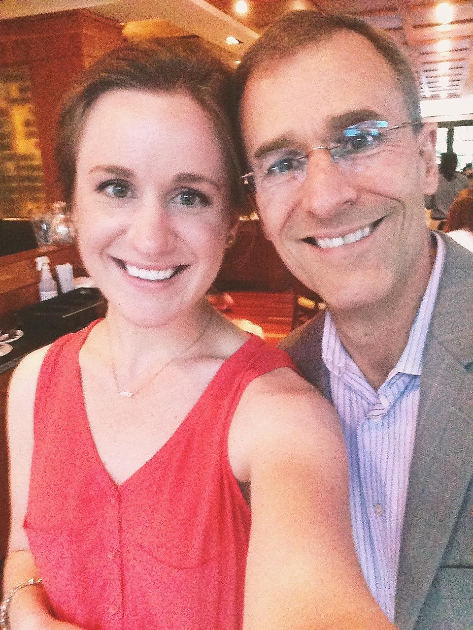 Happy 54th Dad! Love you!