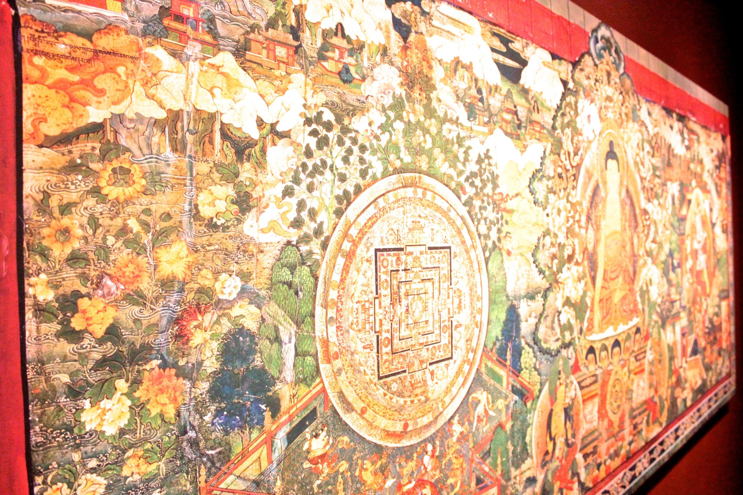 The Revelation of Kalachakra Mandala