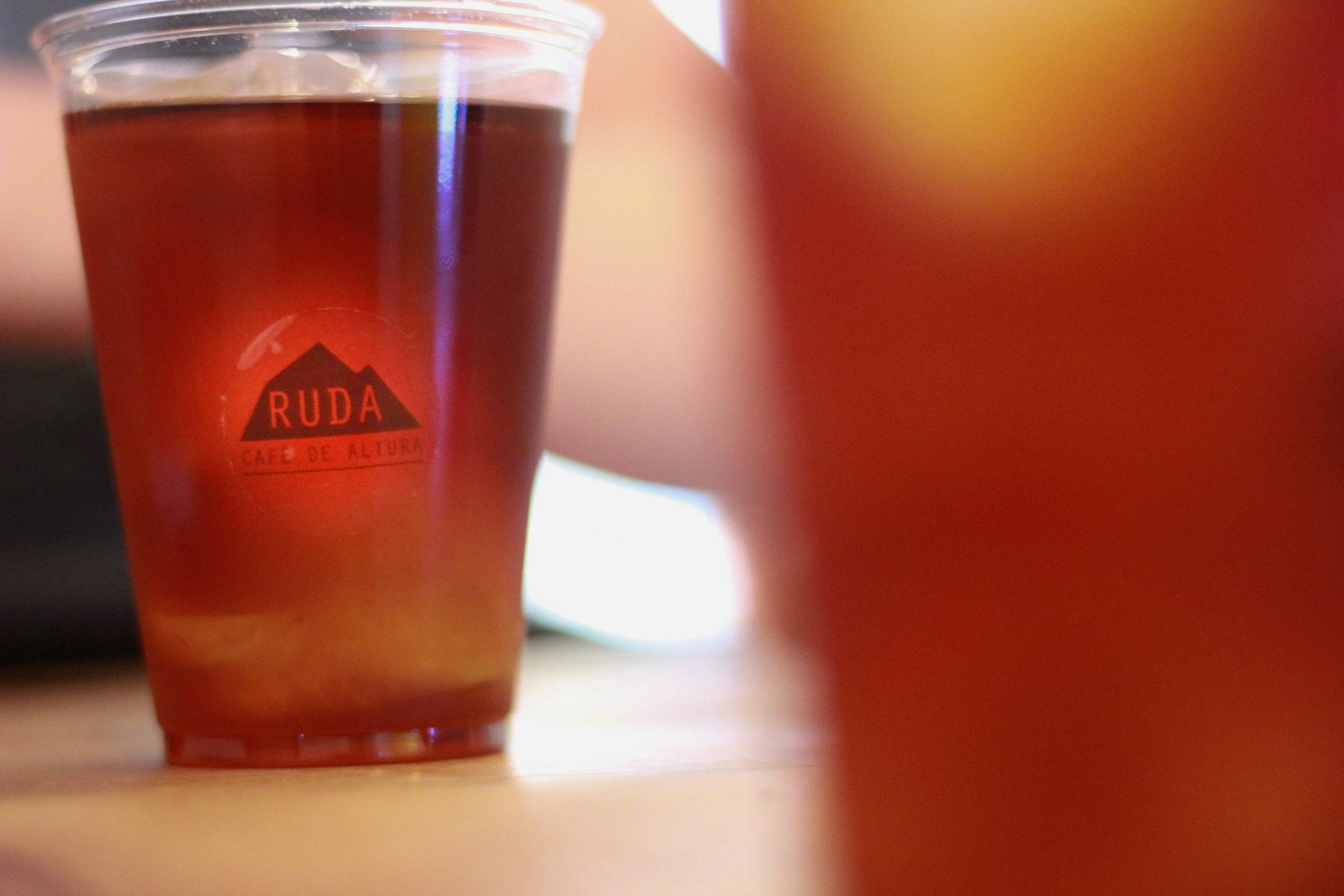 Ruda Cafe, Madrid