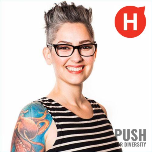 Kate Kemp - Group Creative Director, HackerAgency