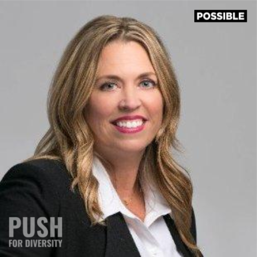 Martha Hiefield - Global Chief Talent Officer, POSSIBLE