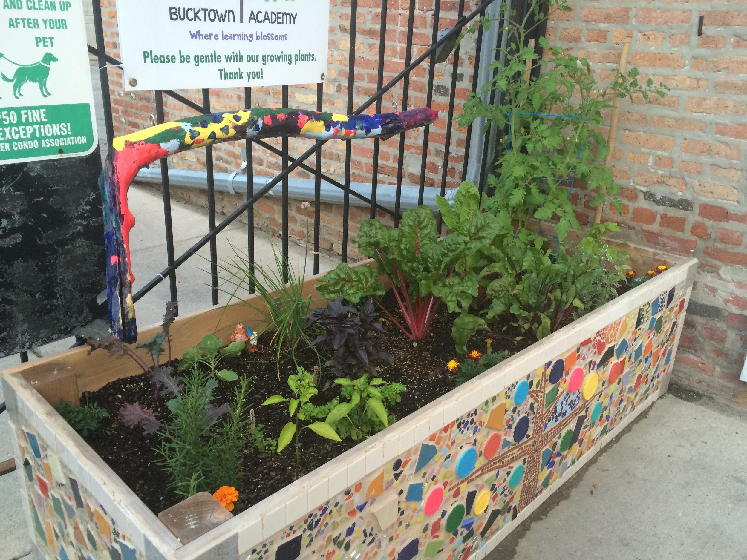 Learning Garden & Garden Art