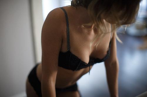 Mrs. S's boudoir shot