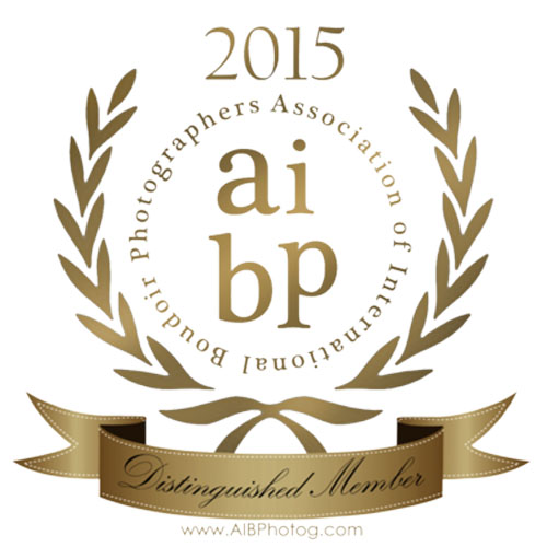 Award Winning Boudoir Photographer in Los Angeles- We've been recognized and awarded by the Association of International Boudoir Photograhers, a prestigious and credited associaton