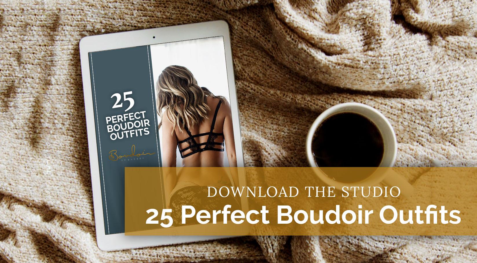 25 Perfect Boudoir Outfit Ideas