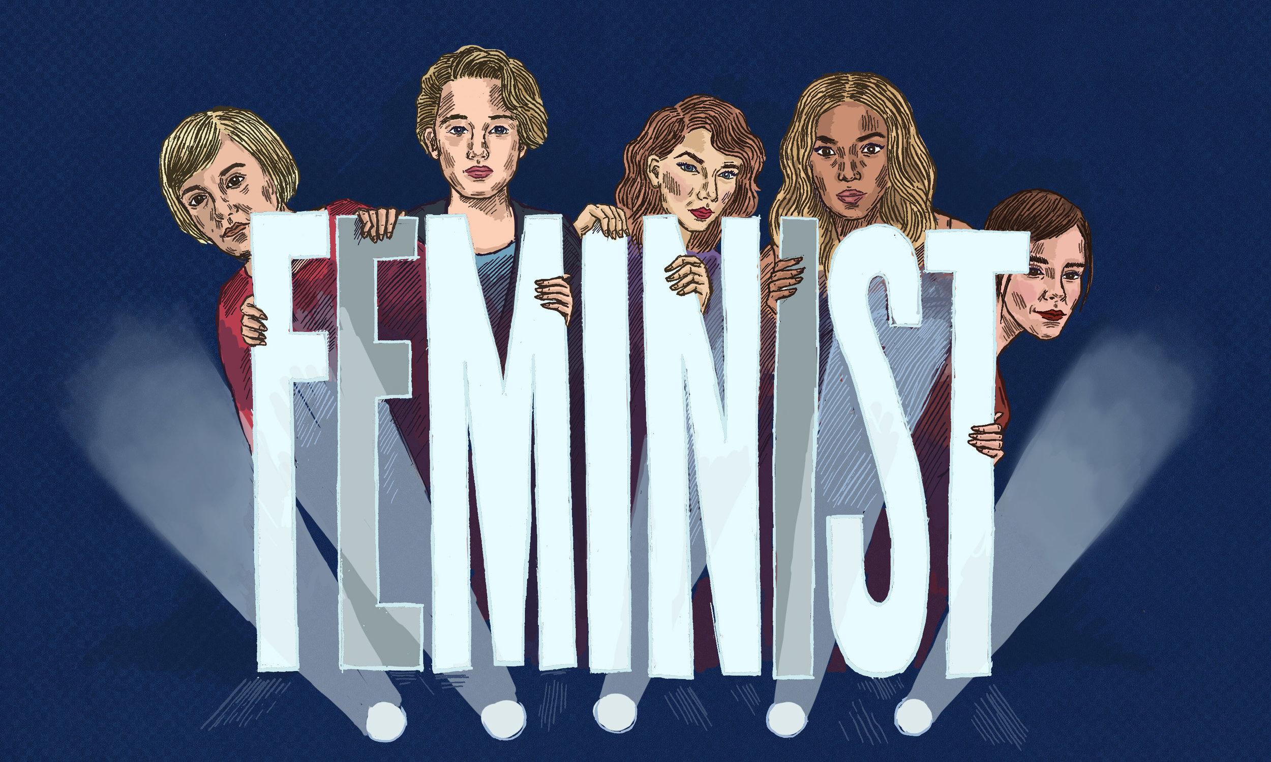 FEMINIST, The Guardian 2015