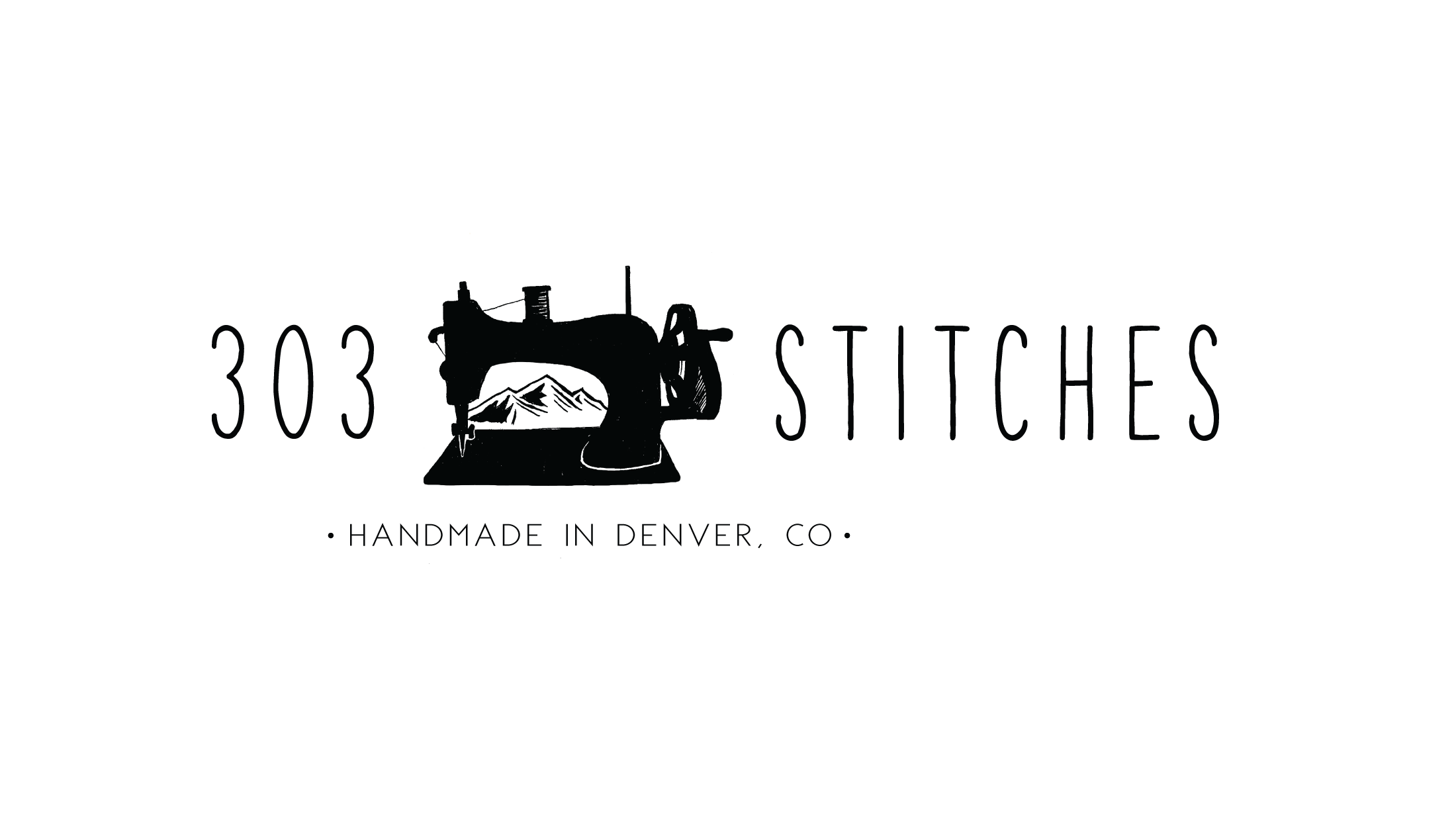Logo Design for 303-Stitches