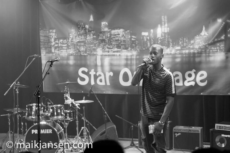 Urbian Star on Stage