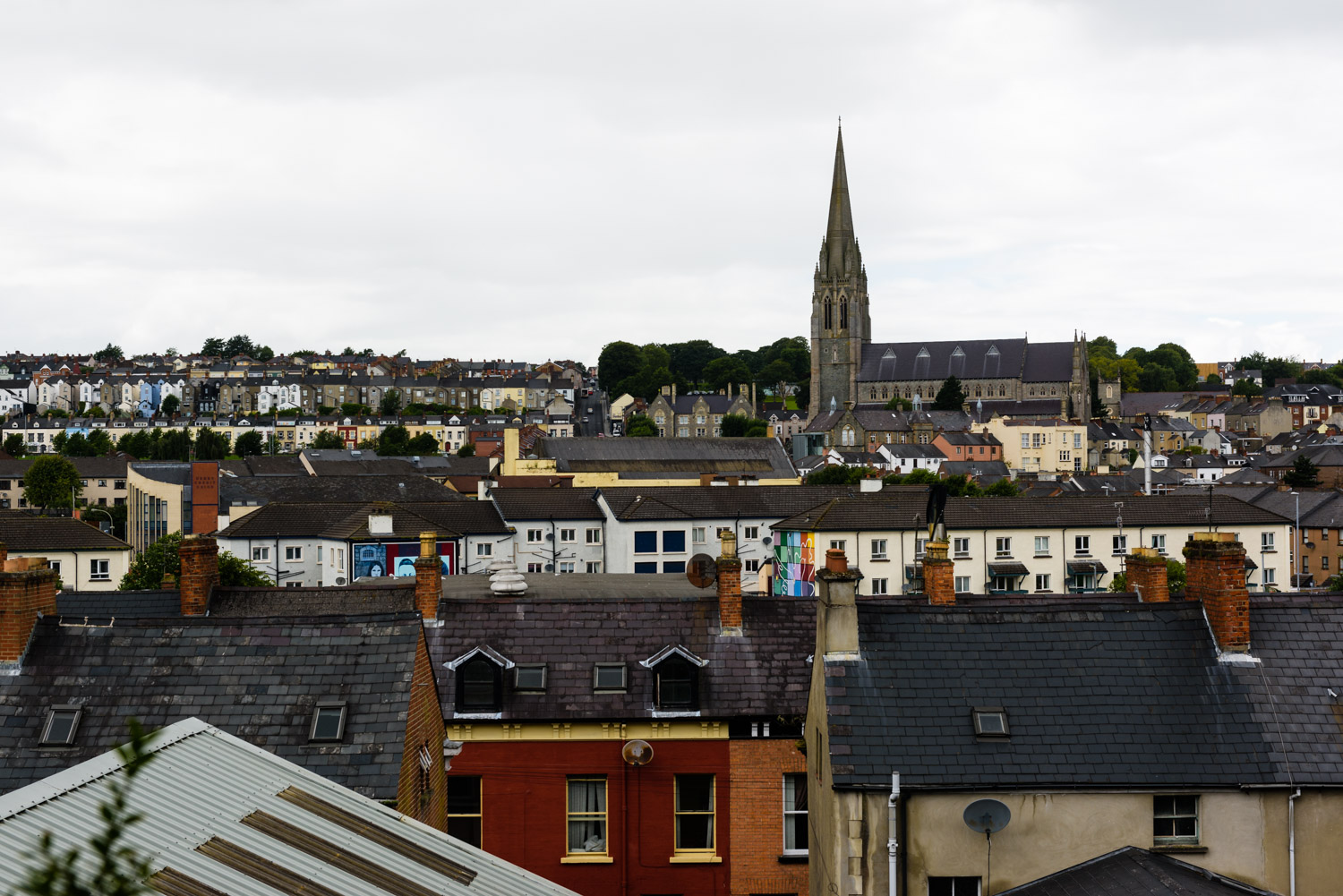 View on Bogside