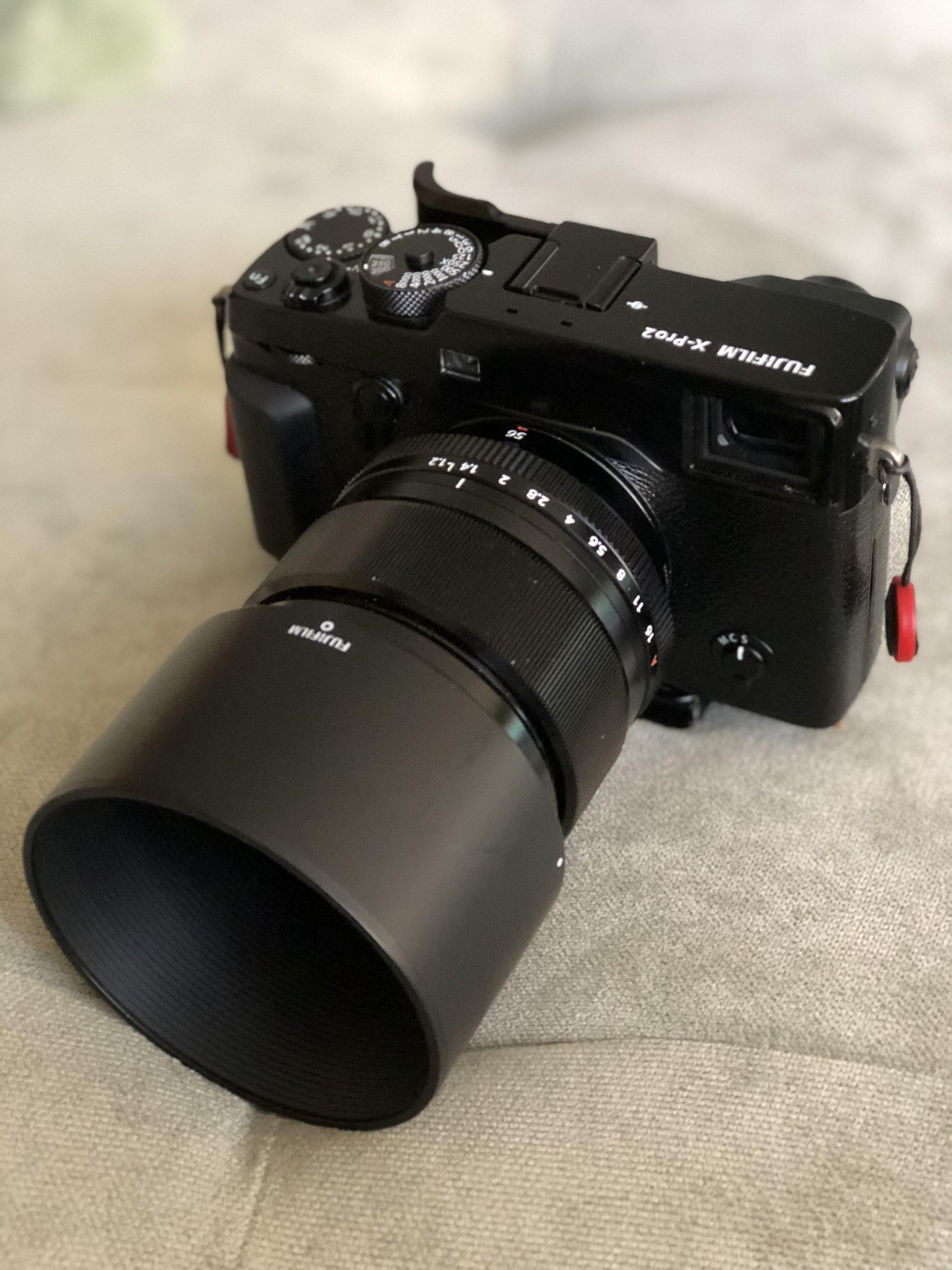 Fujifilm - X-Pro 2