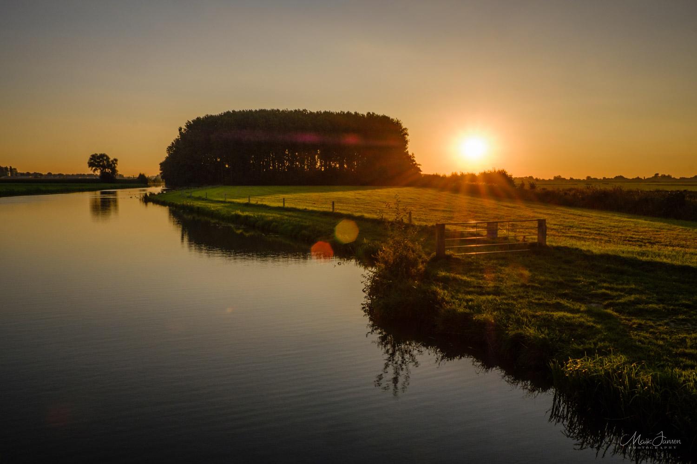Sunrise with Fujifilm X-H1