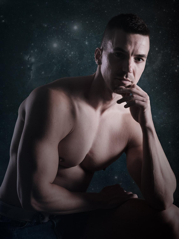 Male model Orion
