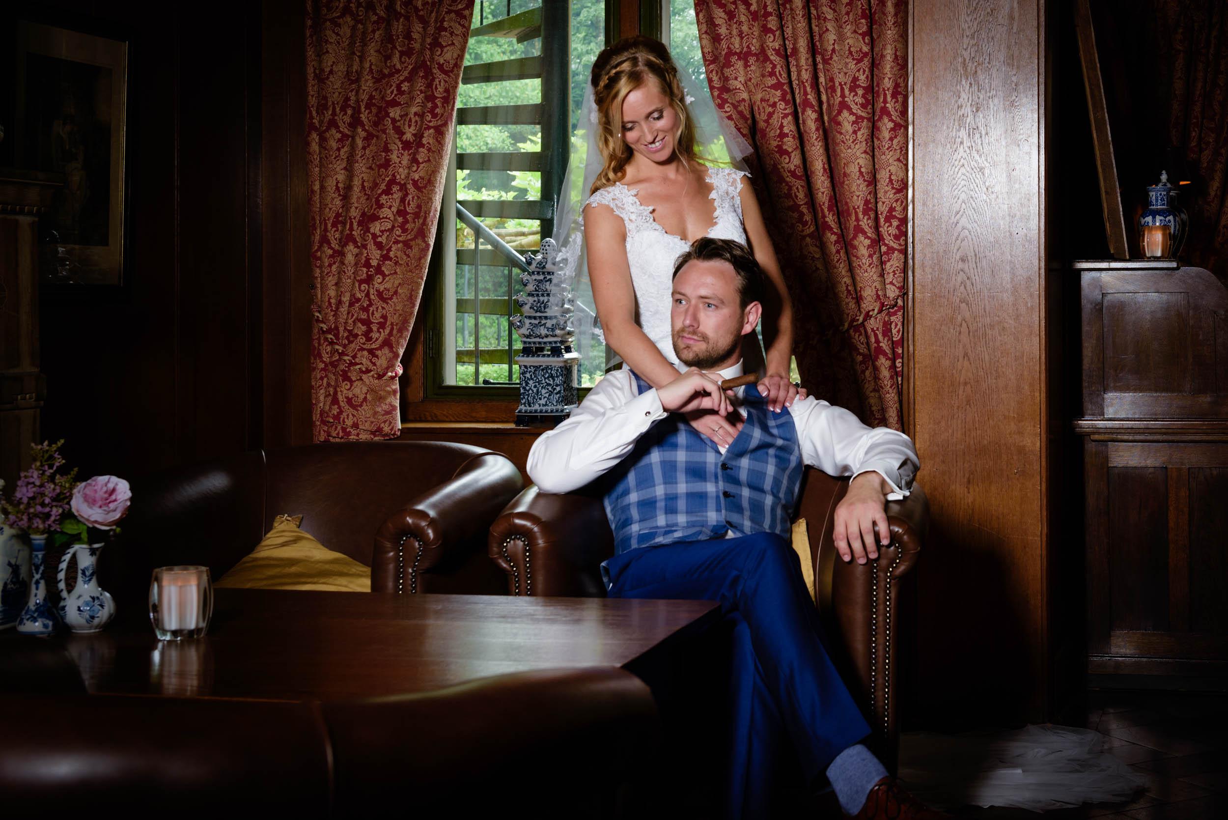 Huwelijk Joep en Mariska