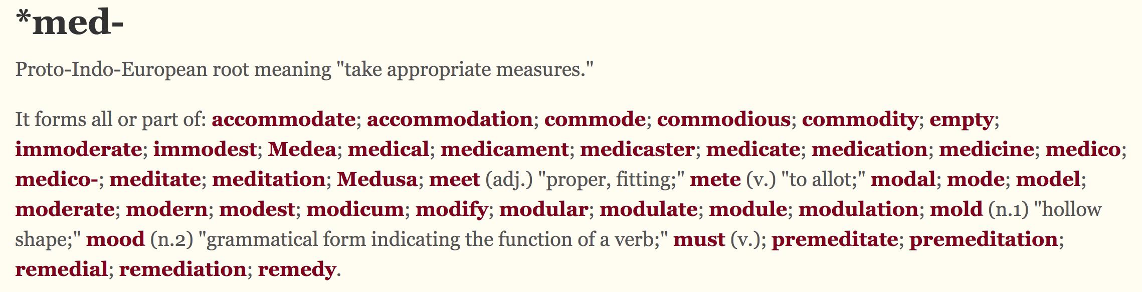 From  etymonline.