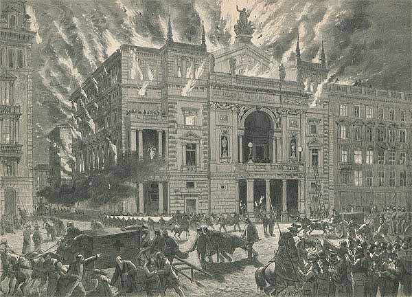 The vienna ring theater fire
