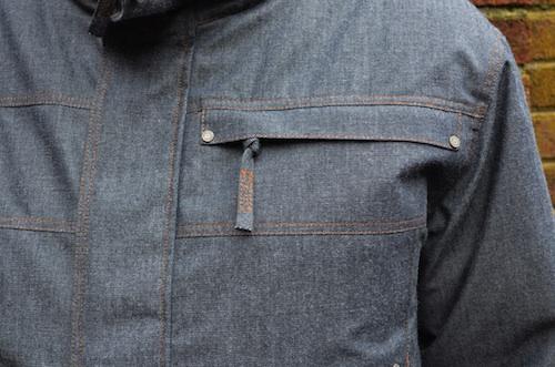 WILD Outdoor Apparel Burnside Alpha jacket