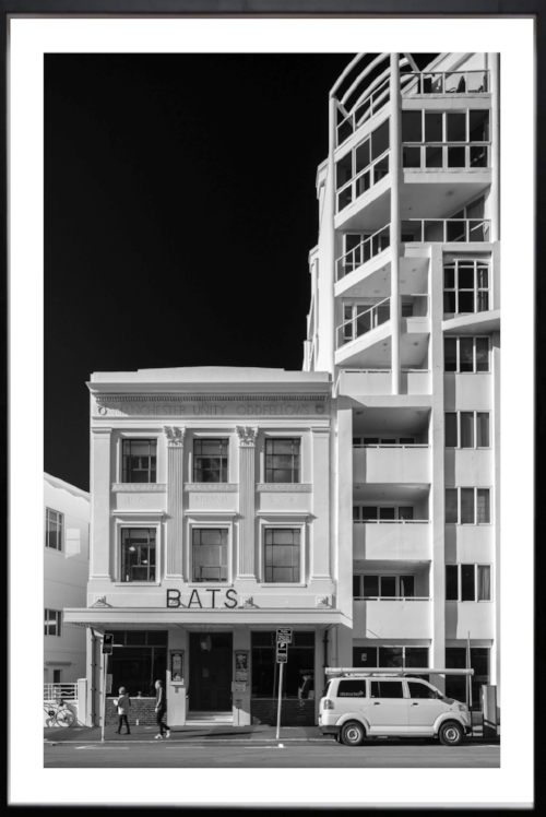Bat's Theatre, Wellington, New Zealand  by Andy Spain, Captured52 Summer Collection