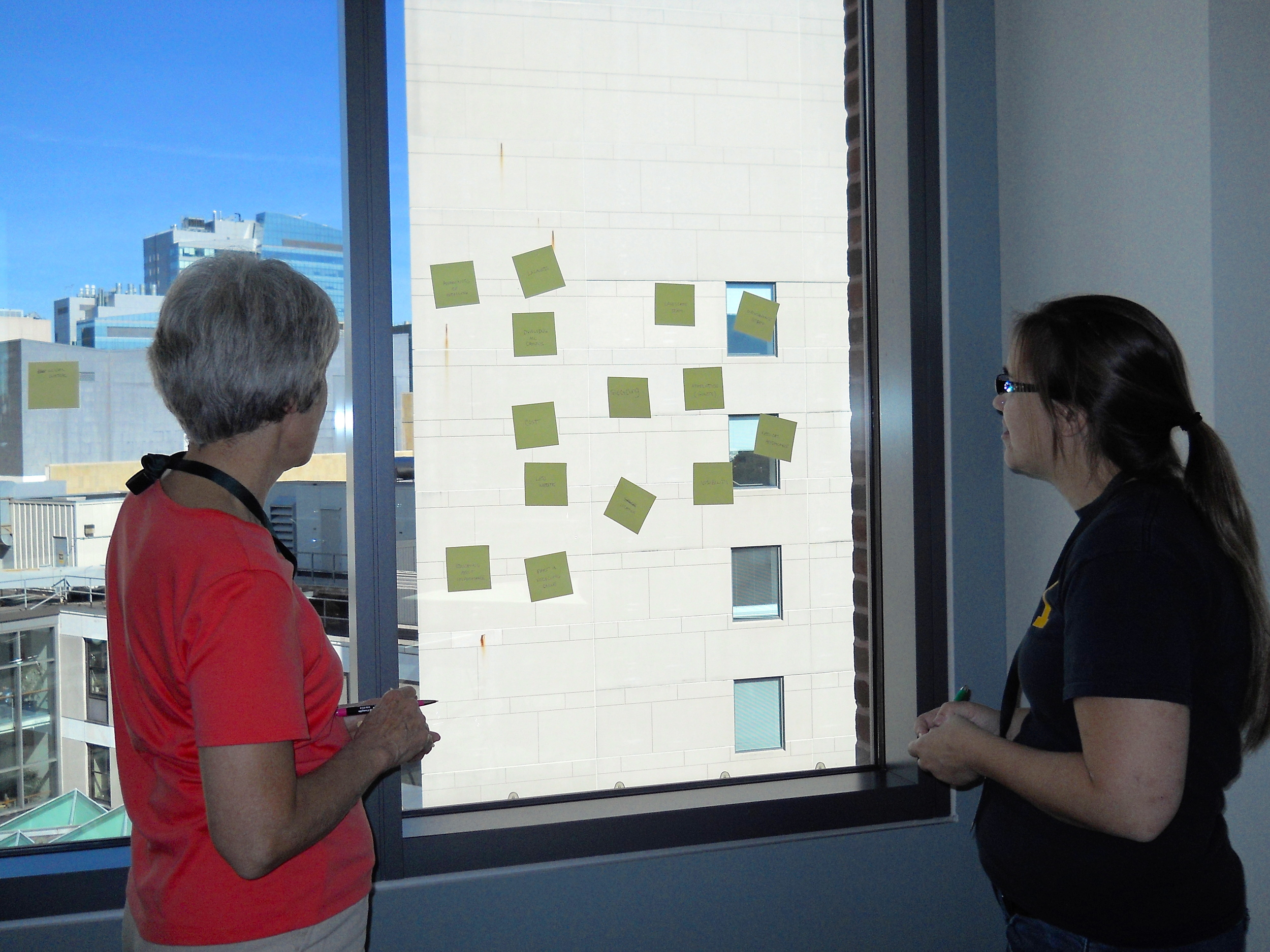 2013 New England Campus Sustainability Forum:  Systems Thinking with Mindmapping Workshop