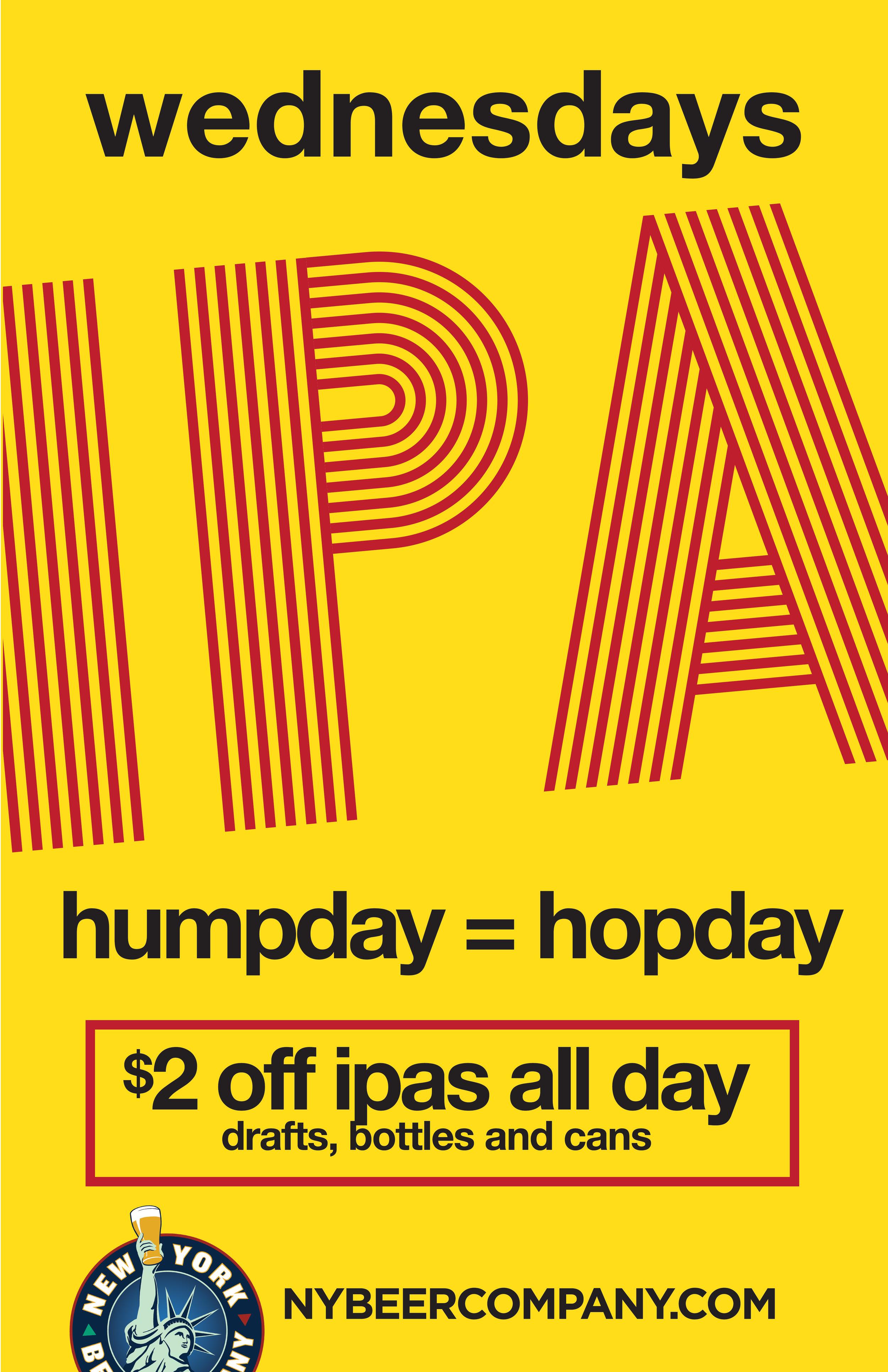 IPA beer specials NYC